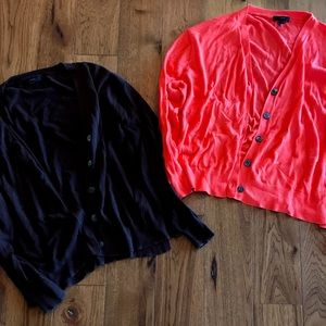 J. Crew Cardigans-2 for one deal!
